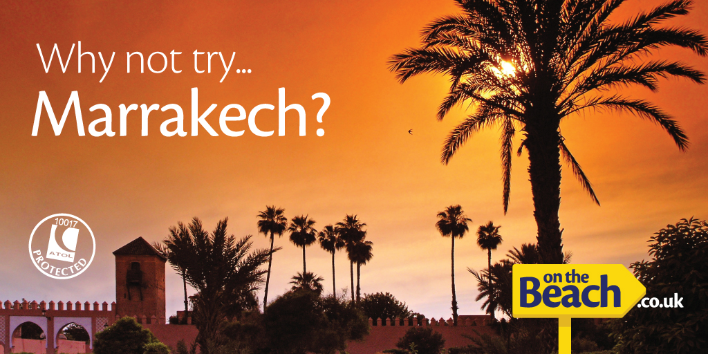 Why not try Marrakech?