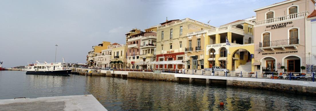 Agios Nikolaos Bars in Crete