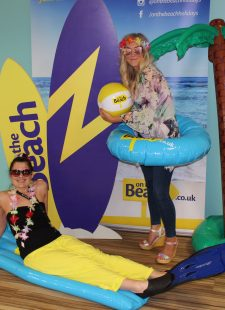 On the Beach pool party in association with Ibiza Rocks