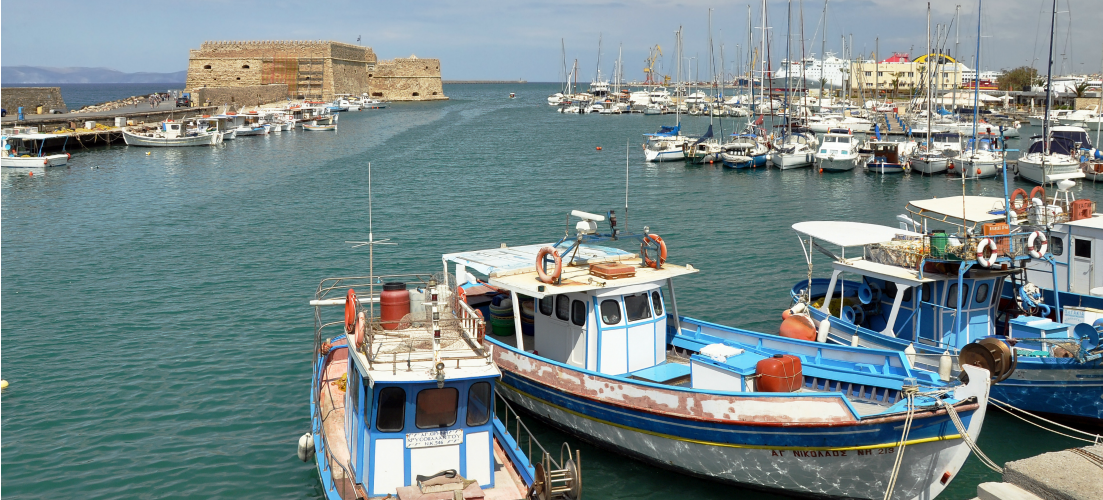 plaka harbour