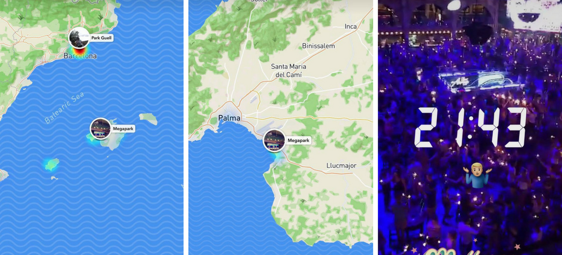 How Snap Maps can help you plan your holiday