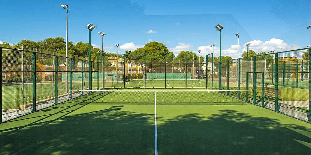 Iberostar Club Cala Barca hotels with tennis facilities