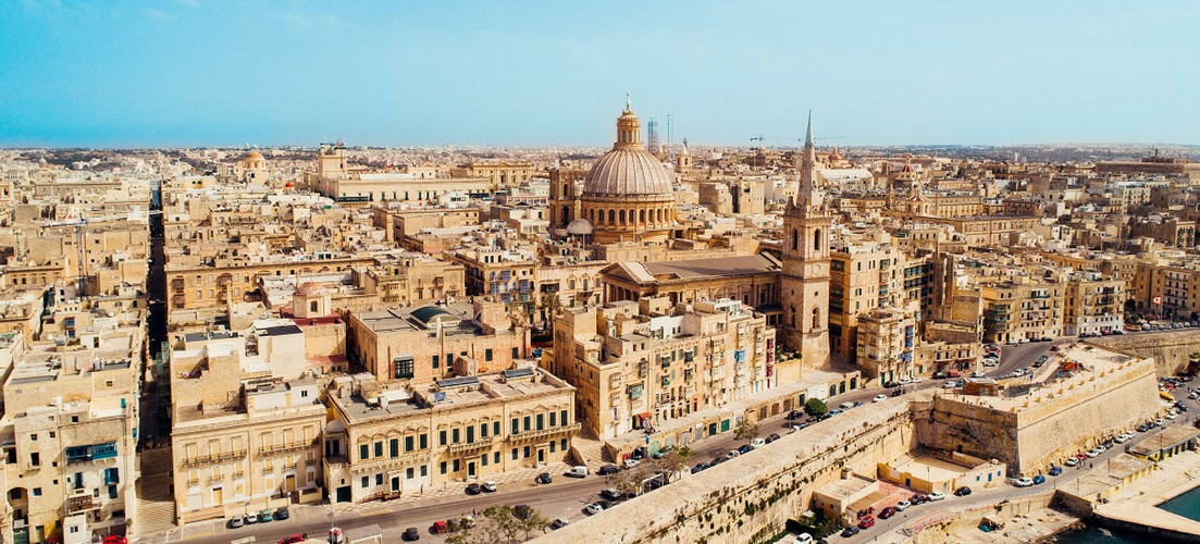 Cultural holidays to Valletta