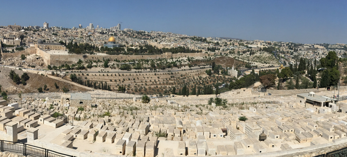 Beginner's guide to Jerusalem