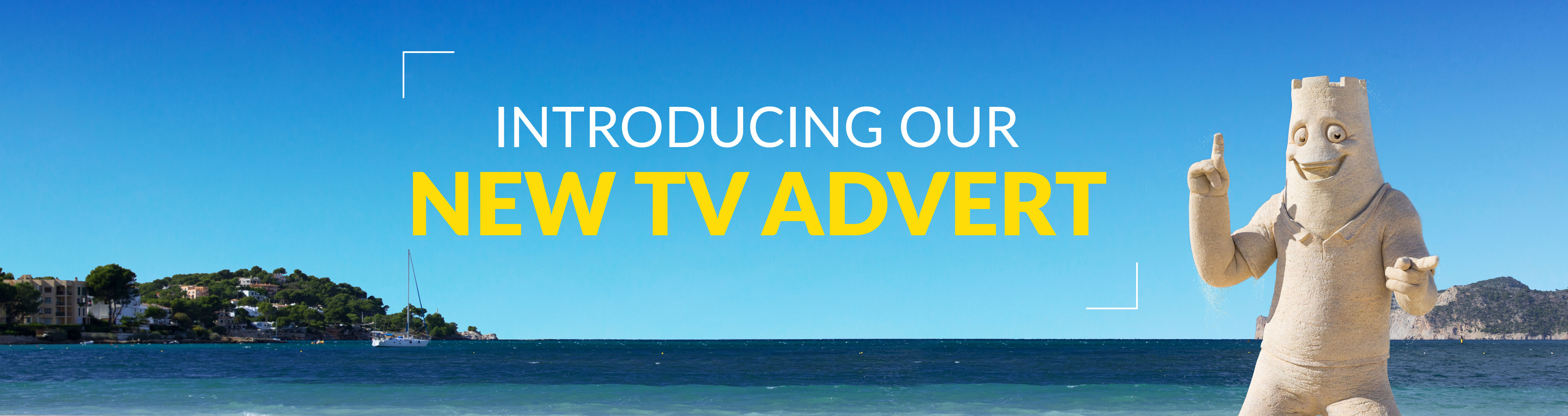 Introducing our new TV ad