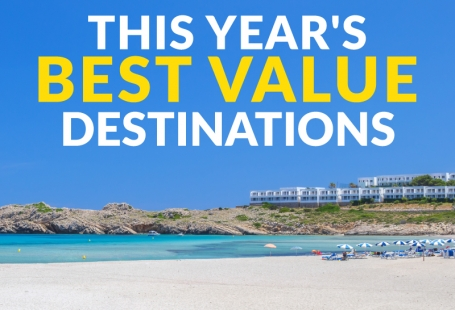 Best Value Beach Holiday Report