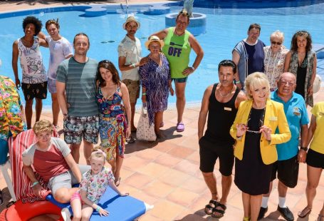 Which Benidorm character are you?