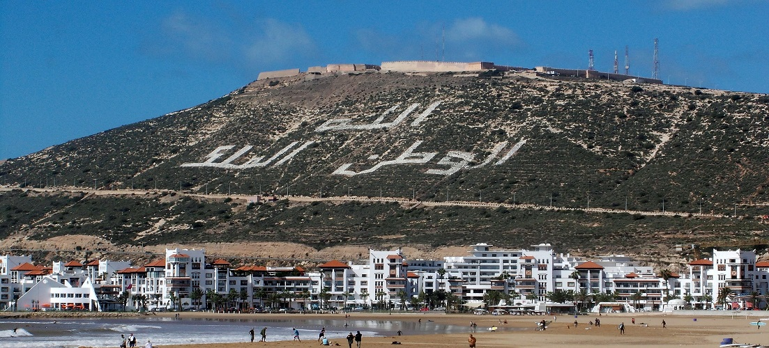 Agadir - Your new favourite beach destination.