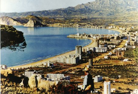Benidorm through the years