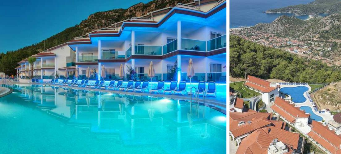 Top hotels in Turkey