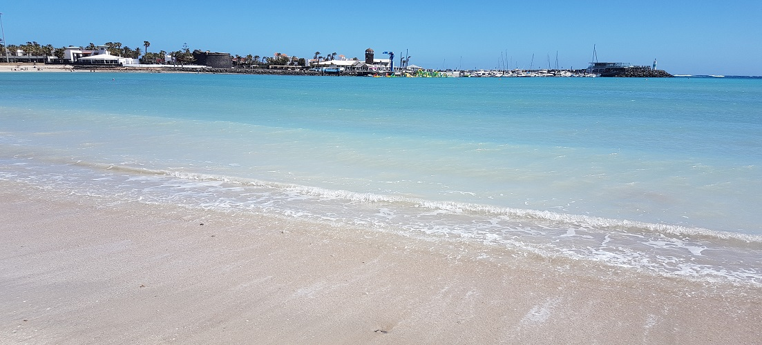 5 days in Fuerteventura - caleta de fuste