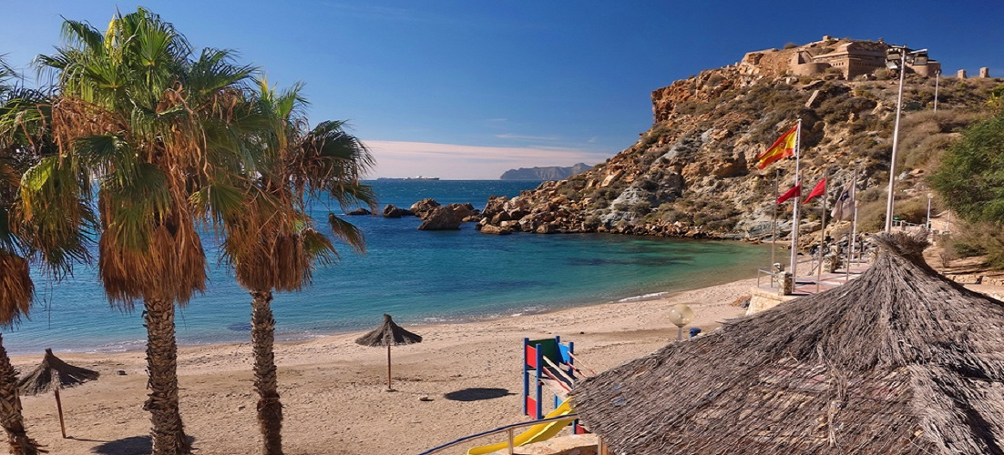 The best beaches of Costa Cálida