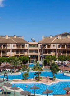 Albir Garden Resort – fantastic family fun!