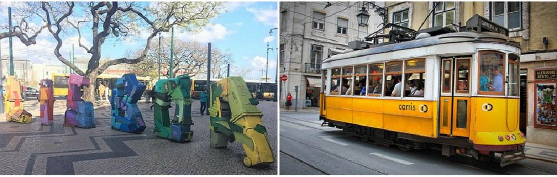 5 days in Lisbon