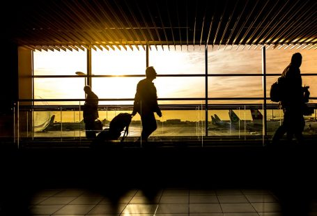 Airport watch: The 5 types of people you see at the airport