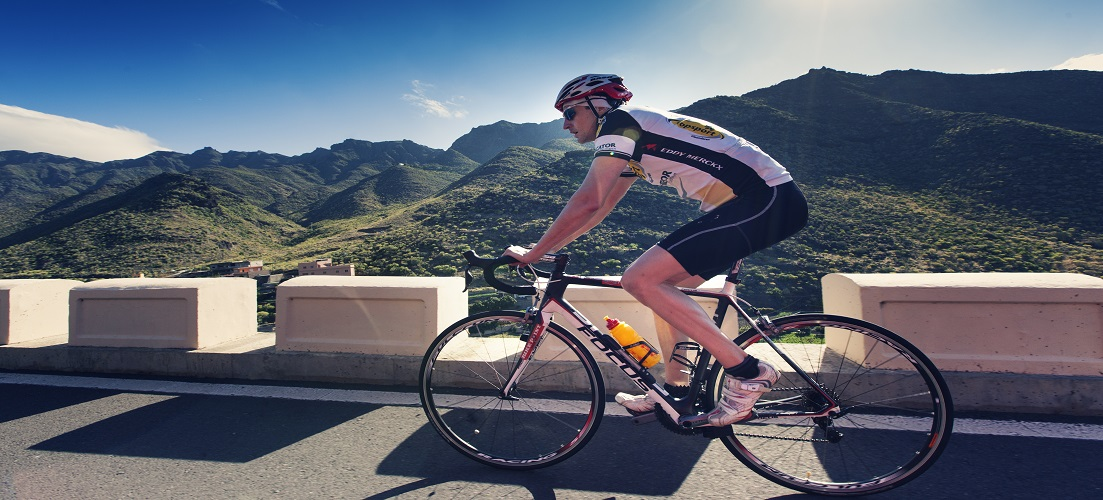 Active holidays in Tenerife - cycling
