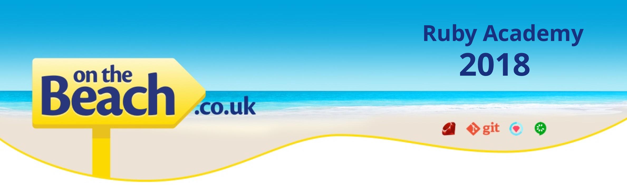 On the Beach Ruby Academy 2018 - Beach Holiday Blog   On the