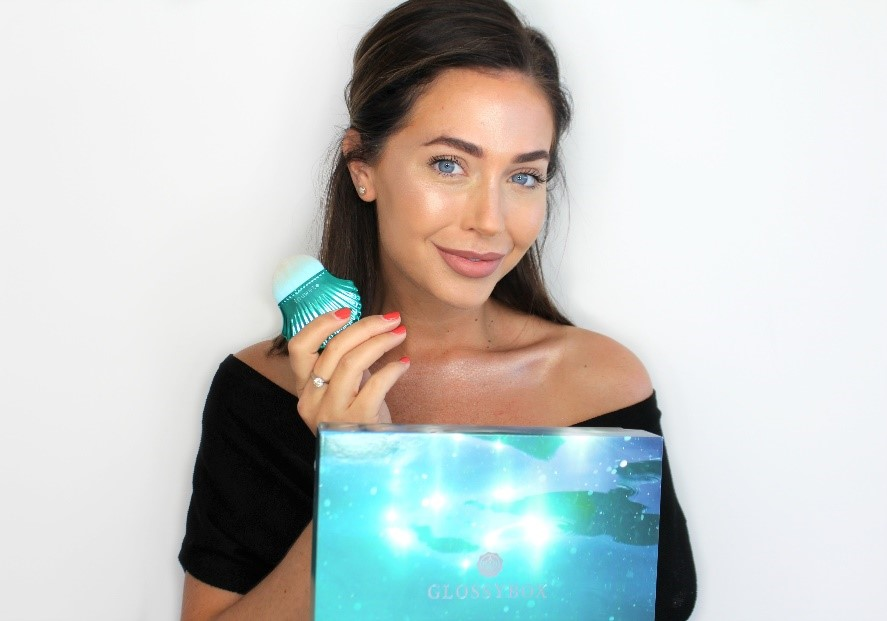 Glossybox how to highlight