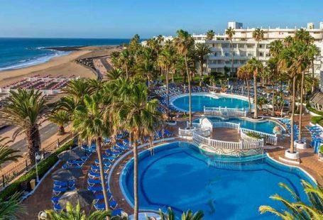 5 nights at the 4* Sol Lanzarote