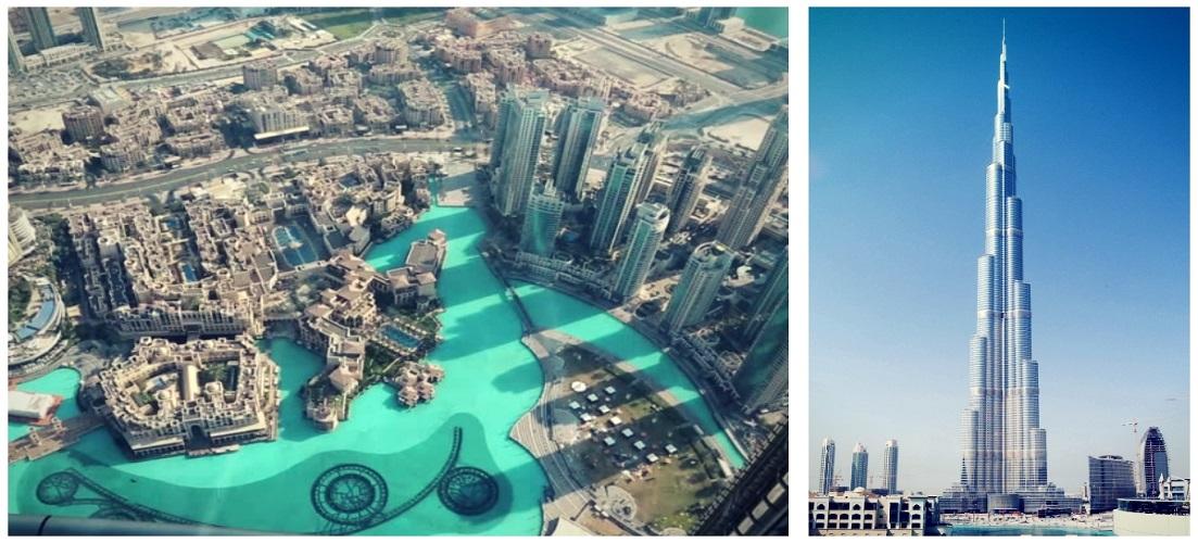 Burj Khalifa bucket list