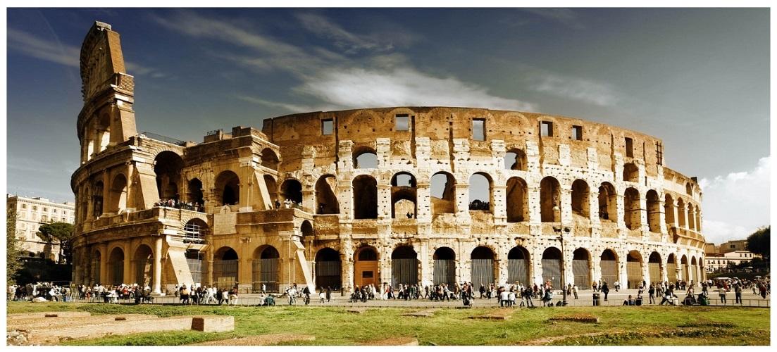 Colosseum bucket list