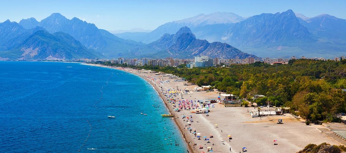 Konyaalti Beach, 11 reasons to visit antalya