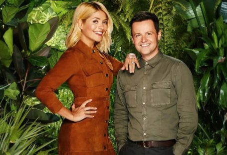 That holiday feeling as told by I'm A Celebrity…
