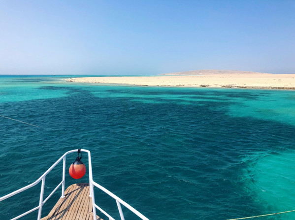 7 nights in Hurghada