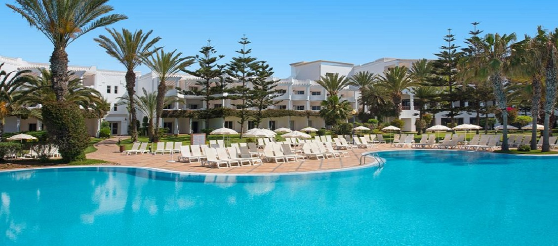 Agadir is great for families - Iberostar Founty Beach hotel