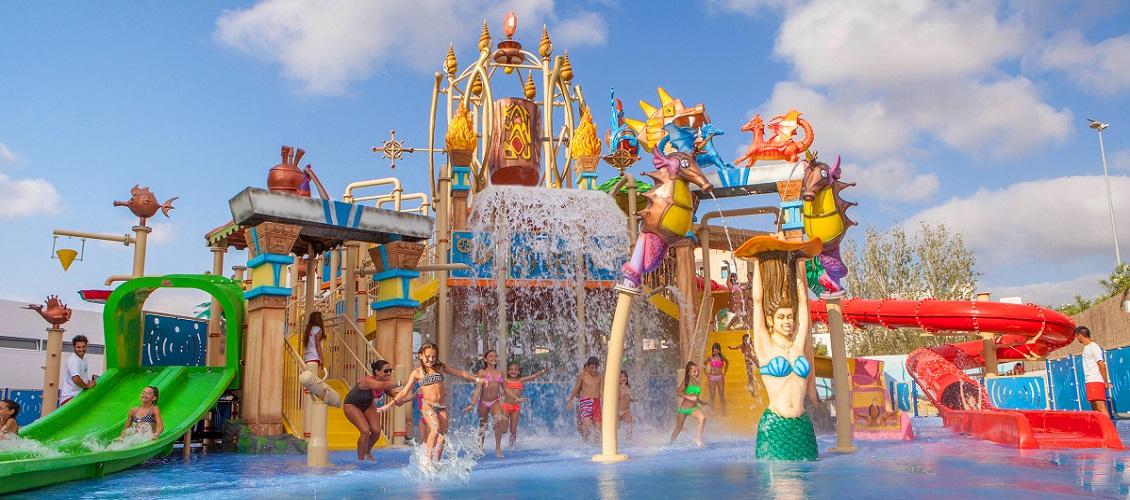 The ultimate family resort - Katlantis Splash