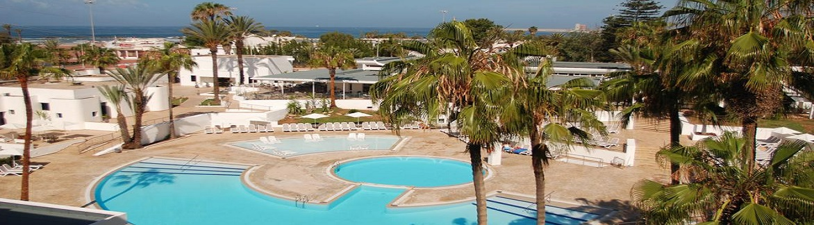 Agadir on a budget - Allegro Agadir hotel