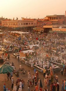 An essential guide to the souks of Marrakech