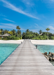 10 reasons to visit the Maldives