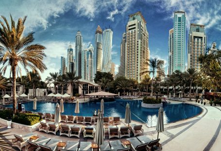 Live the luxury Dubai  lifestyle at the Habtoor Grand Resort and Spa