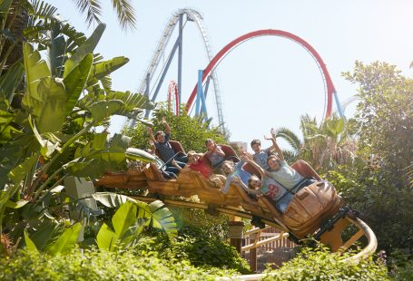 PortAventura World – fill your holiday with thrills