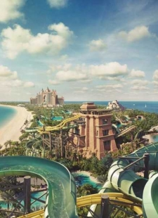 Atlantis, The Palm – treat your family to Dubai luxury