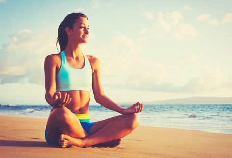 How to add a little wellness into your next beach break