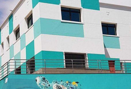 Where's best for street art spotting?