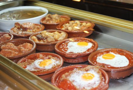 A guide to Spanish tapas