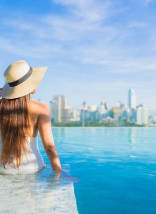 Best hotels with infinity pools