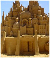 Awesome Sandcastle